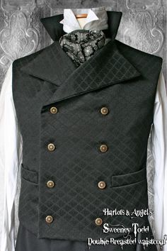 sweeney todd vest
