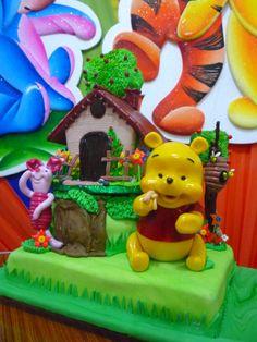 torta infantil campestre.