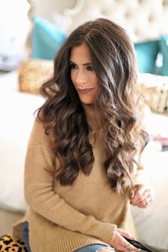 How to Get the Perfect Loose Wave