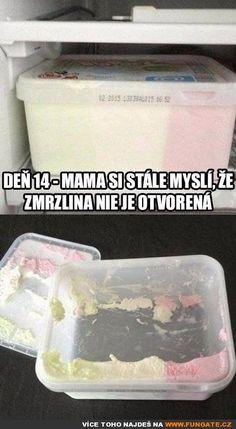 Den 14 – máma si stále myslí, že…