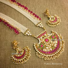 Fulfill a Wedding Tradition with Estate Bridal Jewelry Royal Jewelry, India Jewelry, Temple Jewellery, Gold Jewelry, Antique Jewellery, Glass Jewelry, Indian Wedding Jewelry, Discount Jewelry, Bridal Jewelry Sets