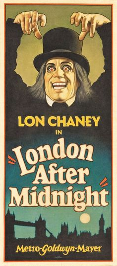 London After Midnight (1927) Lon Chaney