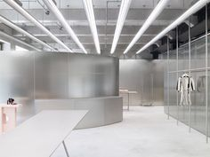 The new Acne Studios store in Munich - Roomed