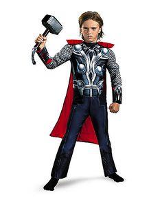 Kids Muscle Thor Costume - Avengers - Spirithalloween.com