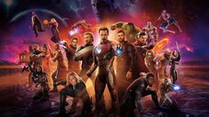 'Avengers: infinity war': watch marathon on hbo all marvel movies on black panther All Avengers Characters, All Marvel Movies, Avengers Actors, Marvel Avengers, Avengers Superheroes, Avengers Wallpaper, Wallpaper Pc, Best Avenger, Character Wallpaper