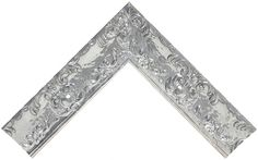 """Frame Width: 3.5""""Collection: Lavo Style(s): Contemporary Color: Silver Frame #: 745054"""
