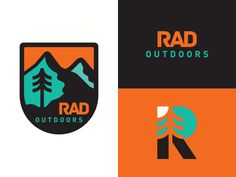 A Radical Departure by Benjamin Howes - Dribbble