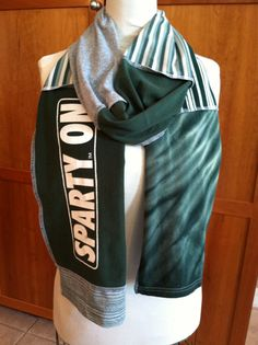 Michigan State Scarf