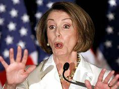 "Nancy Pelosi: ""We did not treat President Bush this way."" Yeah, it was worse!"
