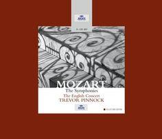 MOZART The Symphonies - Pinnock - Deutsche Grammophon