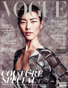 fashion editorials, shows, campaigns & more!: the empress' new clothes: liu wen by marcin tyszka for vogue thailand october 2013 Vogue Magazine Covers, Fashion Magazine Cover, Fashion Cover, Vogue Covers, Vogue Fashion, Fashion Dolls, Style Fashion, Vanity Fair, Beauty Photography
