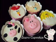 Fazendinha Pink   Portfólio Quero Cupcakes