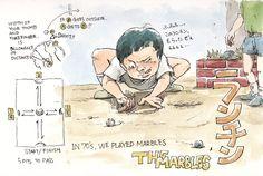 Marble-game by NORIMATSUKeiichi.deviantart.com on @deviantART