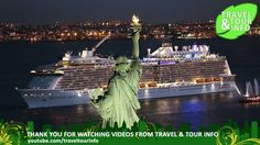 Royal Caribbean's Quantum of the Seas Cruise Ship Tour