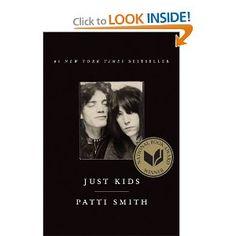 Patti Smith and Robert Mapplethorpe.