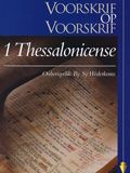 1 Thessalonicense - Onberispelik by Sy Wederkoms