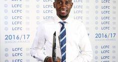 STANNAIJA: Wilfred Ndidi wins Young Player Of The Year Award ...