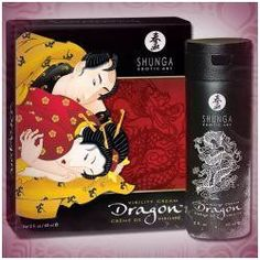 Dragon Virility Cream for Men by Shunga