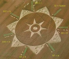 Crop Circles as ET Messages Quest For Truth video Shows Lighted Orbs Create Designs | Beyond Science