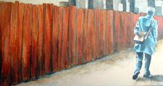 Artwork >> Nadine Nicaise >> The palisade