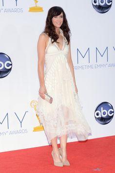 Kristen Wigg Emmy 2012