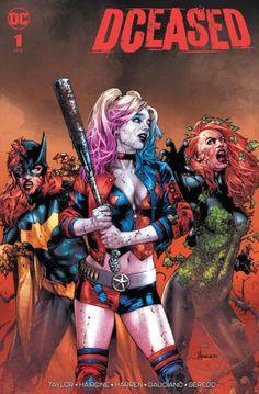 DCeased #1 Jeehyung Lee Harley Quinn Zombie Trade Variant DC Comics Presale NM