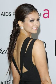 The Beauty Evolution of Nina Dobrev | Teen Vogue