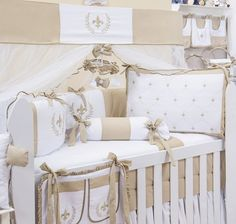 Cot Bedding Sets, Luxury Decor, Baby Boutique, Baby Quilts, Baby Room, Cribs, Baby Kids, Pillow Cases, Toddler Bed