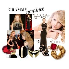 Taylor Swift grammy nominee, from polyvore