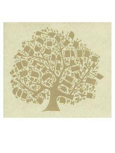 Josh Baum- Image of Tree of life