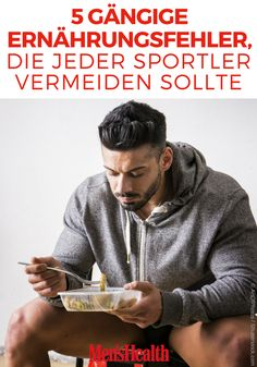 5 Ernährungsfehler, die jeder Sportler vermeiden sollte Who wants to be successful in sports and deliver the best, should avoid these nutritional errors urgently Fitness Workouts, Fitness Motivation, Planet Fitness Workout, Fun Workouts, At Home Workouts, Sports Nutrition, Fitness Nutrition, Diet And Nutrition, Nutrition Shakes