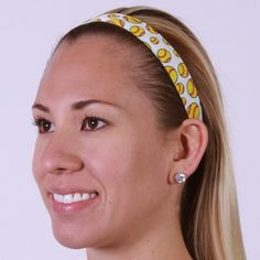 Thin Feeling Sporty Softball - BIC Bands Non-Slip Headbands