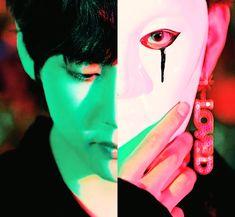 [180506] BTS (방탄소년단) LOVE YOURSELF 轉 Tear 'Singularity' #taehuyng #bts