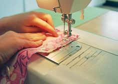 sewing with kids.  this is a great tutorial to begin.