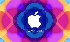 Apple agenda evento para o início da WWDC 2016