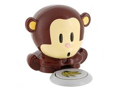 'Cute Monkey Nail Dryer' is going up for auction NOW with a starting bid of $8.