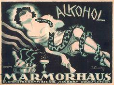 Posters by Josef Fenneker (1895-1956).