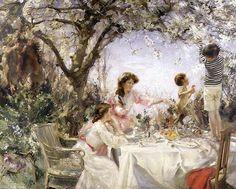 Charles-Sims, The Little Faun, 1906