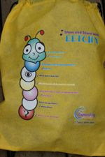 EETCHY Bag for show and share. Describes many uses of the EET ..all grades.