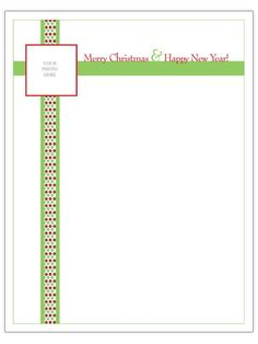 Free christmas letter templates christmas letters letter free christmas letter templates spiritdancerdesigns Gallery
