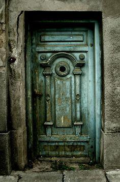 Door, CannonCat - the moody blues!
