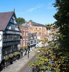 Chester, UK @Brittany Gill   Have a dear friend who lives here...