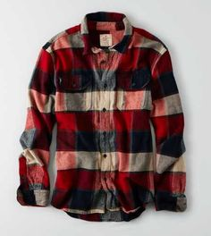 AEO Flagstaff Flannel - Buy One Get One 50% Off
