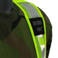 TAC-UP GEAR - 0304 Reflexsele Skyddsvakt
