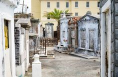 Take a voodoo tour of St. Louis Cemetery and learn about the local ~ghosts and ghouls~ that haunt this 1700's burial ground. | Can You Get Through This Post Without Booking A Trip To New Orleans?