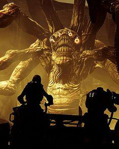 Gears of War Nuclear Disarmament, Gears Of War 3, Apocalypse Art, Gamer Pics, Video Games Girls, Geek Games, Video Game Art, Anime Comics, Anime Manga