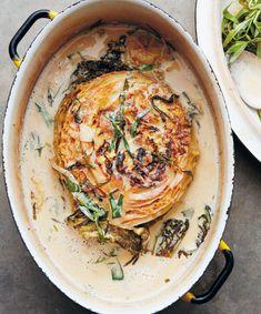 Recept Ciderbräserad savojkål med dragon - Tina Nordström - Mat-Tina