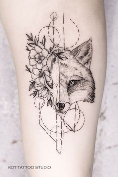 Exceptional cute tattoos are readily available on our site. Mini Tattoos, Sexy Tattoos, Body Art Tattoos, Small Tattoos, Sleeve Tattoos, Tree Tattoos, Tatoos, Fox Tattoo Design, Tattoo Designs