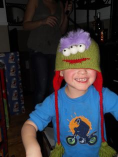 Monster Matéo!!! My Family, Beanie, Friends, Boyfriends, Beanies, Beret