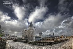 Chateau de Fougeres - panorama | Flickr - Photo Sharing!